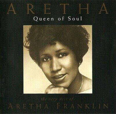 Aretha Franklin - Queen Of Soul: The Very Best Of Aretha Franklin (CD)