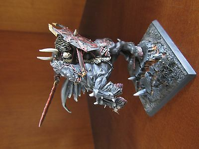 Warhammer Chaos Warrior Chaos Lord Archaon, PRO PAITED, ALL METAL fuori catalogo