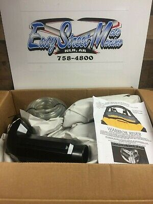 Warrior Snorkel Kit 11-17 CAN-AM CAN AM 2 Seater Commander 800 1000