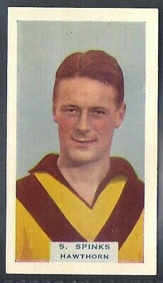 Phillips (Overseas)-Victorian Football Aussie Rules (75 Set)-#54- Hawthorn