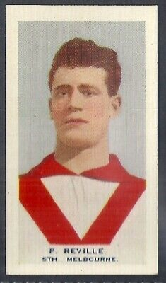 Phillips (Overseas)-Victorian Football Aussie Rules (Bdv Back)-#03- S.melbourne