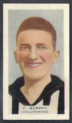 Phillips (Overseas)-Victorian Football Aussie Rules (Bdv Back)-#07- Collingwood