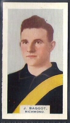 Phillips (Overseas)-Victorian Football Aussie Rules (Bdv Back)-#11- Richmond
