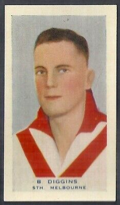 Phillips (Overseas)-Victorian Football Aussie Rules (Bdv Back)-#17- S.melbourne