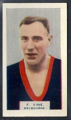 Phillips (Overseas)-Victorian Football Aussie Rules (Bdv Back)-#25- Melbourne
