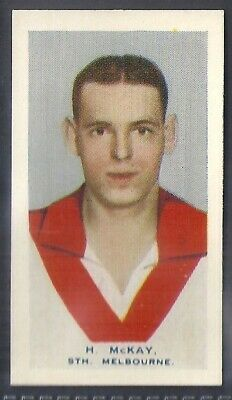 Phillips (Overseas)-Victorian Football Aussie Rules (Bdv Back)-#33- S.melbourne