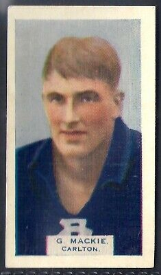 Phillips (Overseas)-Victorian Football Aussie Rules (Bdv Back)-#48- Carlton