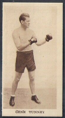 Phillips-Sporting Champions-#16- Boxing - Gene Tunney