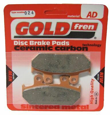 By GOLDfren Front Disc Brake Pads for Vespa LX 150 2006 150cc 4T