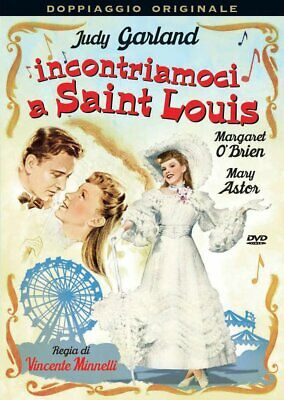 Dvd Incontriamoci A Saint Louis - (1944) ** A&R Productions ** .....NUOVO