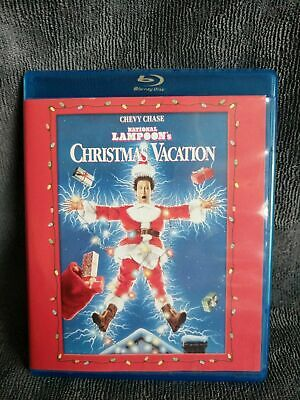National Lampoons Christmas Vacation (Blu-ray Disc, 2006) Like New Free Shipping