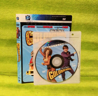 Austin Powers in Goldmember (DVD, 2002, Widescreen) Mike Myers, Beyonce Knowles