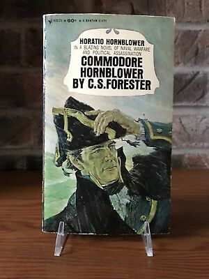 C.S. Forester COMMODORE HORNBLOWER Horatio Hornblower #9 FREE SHIPPING