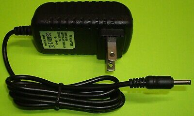 2A WALL CHARGER power adapter cord for iRulu Walknbook W10