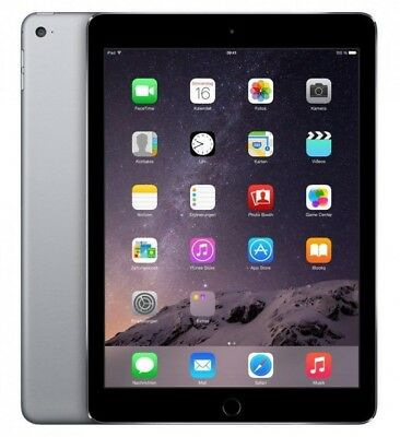 Apple iPad Air 1. Gen. 32GB, WLAN, 24,64 cm, (9,7 Zoll) - Spacegrau *Sehr gut*