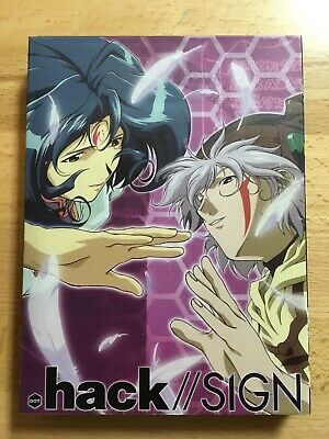 HACK//SIGN (HACK SIGN) | The Complete Anime Series Collection