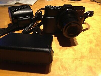 Sony Cybershot RX-100 Mark II Digital Camera With A LOT OF Accessories