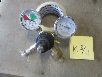 Used Taprite Series 3740, 366M Regulator for CO2 for Beer & Sodas FREE SHIPPING