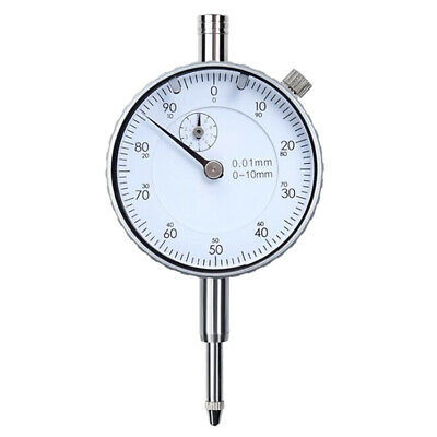 1 Piece Dial Test Indicator Aluminum Material White Color