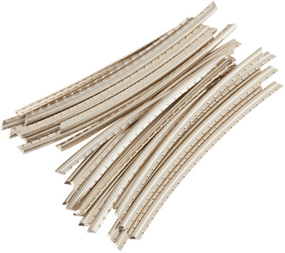 Fender Narrow/Tall Guitar Fret Wires, 12 Inch Radius, Set of 24, 0991999000