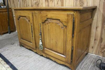 A French Provincial Cherry Wood Sideboard