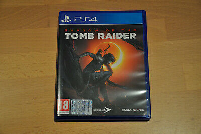 Shadow Of The Tomb Raider - Playstation 4 - Ps4 - Usato