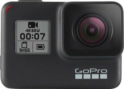 GoPro HERO7 Black HD Waterproof Action Camera - NEW