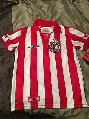 32e5dc78247 BRAND NEW WITH Tags Chivas Campeonisimo Re-Edition Jersey - $107.00 ...