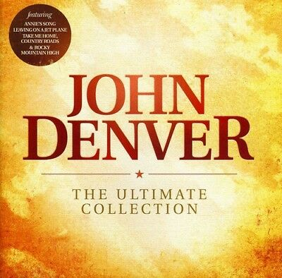 John Denver The Ultimate Collection CD NEW