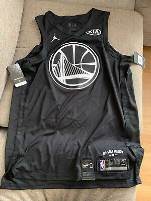 b939612d444 Nike Jordan Authentic 2018 All-Star Jersey Warriors Kevin Durant Size 48  ($225)