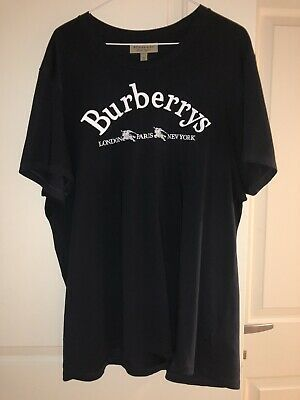 Burberry London England Tee Shirt / W-Tags - Worn 2 Or 3 Times