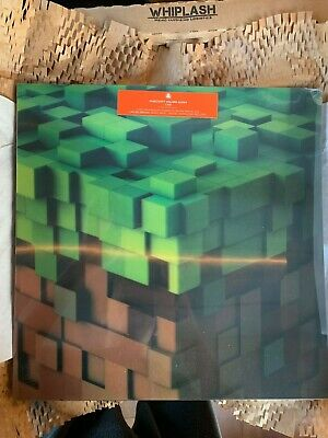 C418 - Minecraft Volume Alpha - Lenticular Jacket & Transparent Green Vinyl