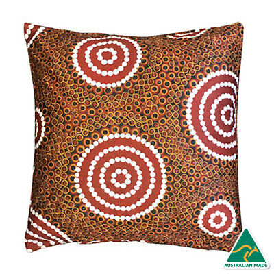ABORIGINAL Cushion Cover | Dot Painting 50cm Square