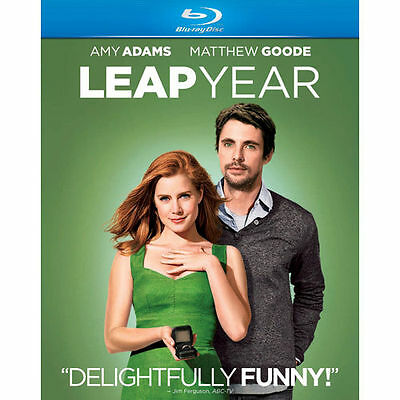 Leap Year (Blu-ray Disc, 2010) - NEW!!