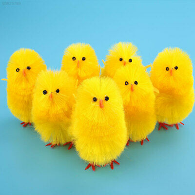 A714 Lovely Mini Chicken Easter Chick Easter Day Home Party Decoration Gifts