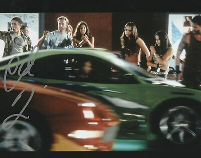 Chad Lindberg Autograph 8x10 The Fast and The Furious Movie Signed COA 3