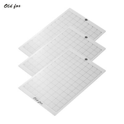 """12"""" Replacement Cutting Mat for Plotter Scrapbook Silhouette Cameo Machine W6H2"""