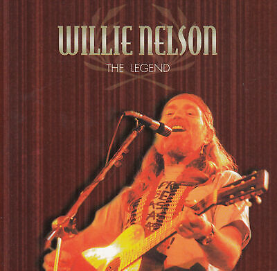 Willie Nelson : The Legend Cd (1984) Vgc