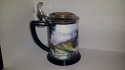 Eagle Of The Last Frontier Collectors Tankard Franklin Mint.