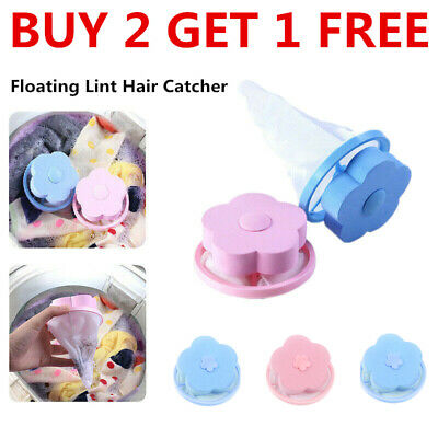Floating Pet Fur Catcher Laundry Lint & Pet Hair Remover-FAST SHIPPING!!!