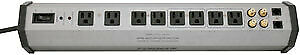 Furman Power Station PST-8D Power Conditioner Strip with SMP LiFT & EVS