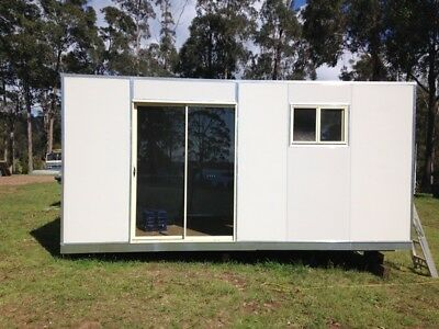 Brand New Portable Office, Site Shed, Building, Relocatable