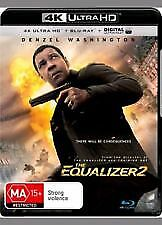 The Equalizer 2 (4K UHD + Blu-ray + Digital, 2018)