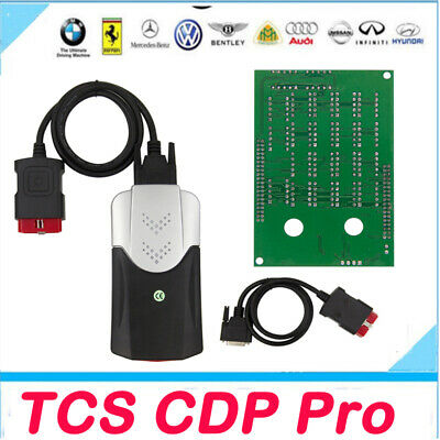 Multi-Languages TCS CDP Pro Diagnostic Scanner For Car And Truck