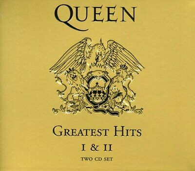 Queen - Greatest Hits 1 and 2 (2 Disc) CD NEW