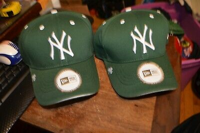 7ee057d4e2697c New York Yankees New Era St. Patrick's Day Adjustable Hat - NEW With Tag