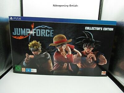 jump force collector's edition ps4