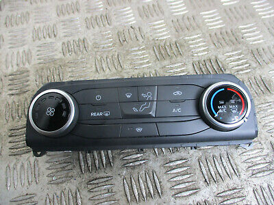 Ford Fiesta Heater/ Climate Controls 1.0 ecoboost  2018-