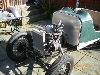 Austin Seven Special 1934 Abandoned Project
