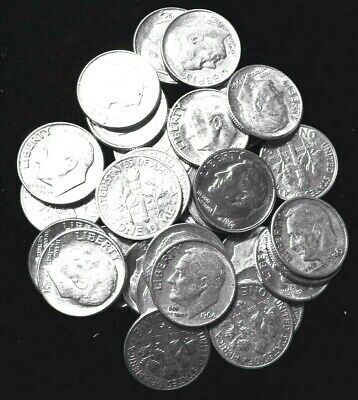 Special !!     1969-d BU+ Roosevelt silver Dime.    Add SH&I costs to orders.